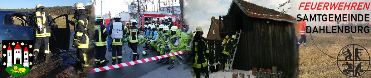 Feuerwehren der Samtgemeinde Dahlenburg
